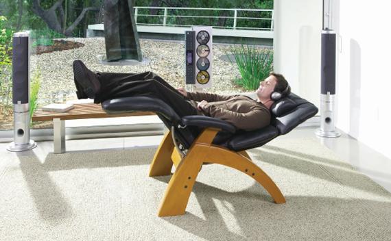 Fauteuil de relaxation Ergogravity