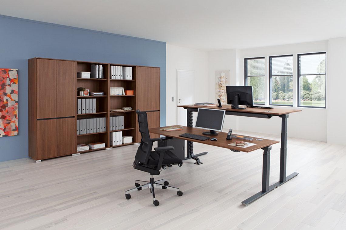 Bureaux product categories affordance ergonomie