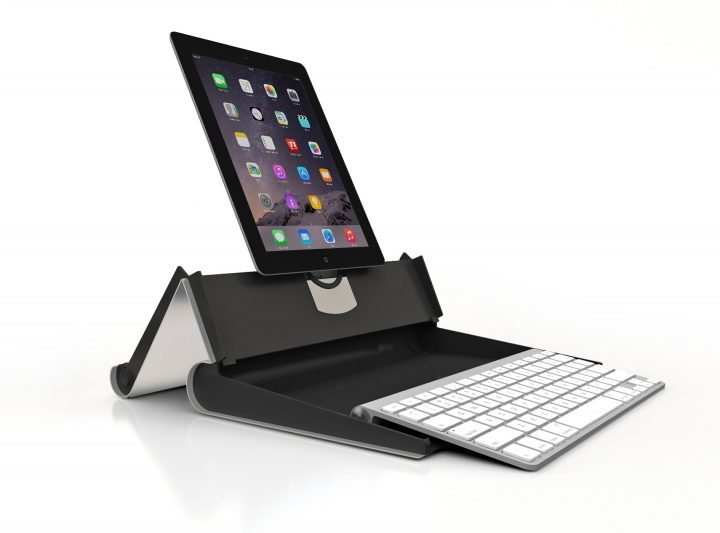 Support Tablette Bakker Elkhuizen Tablet Riser