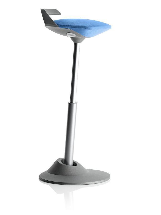 Muvman bleu-gris haut
