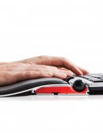 Clavier ergonomique contour
