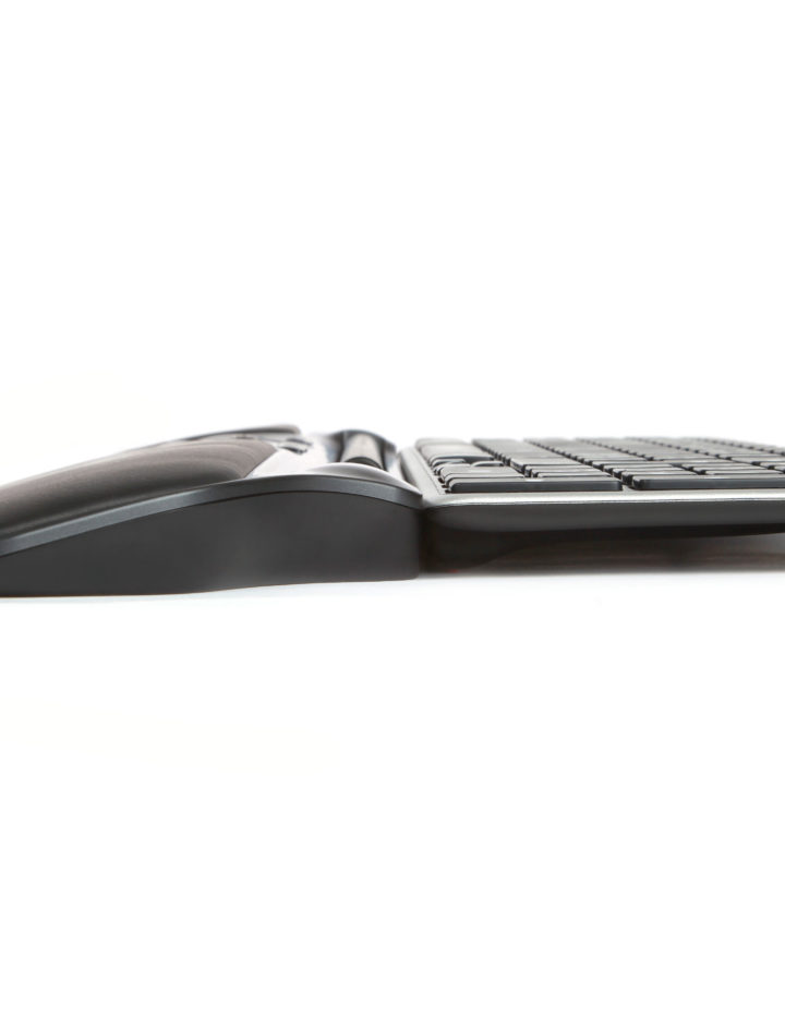 Pointeur central Rollermouse Free 3