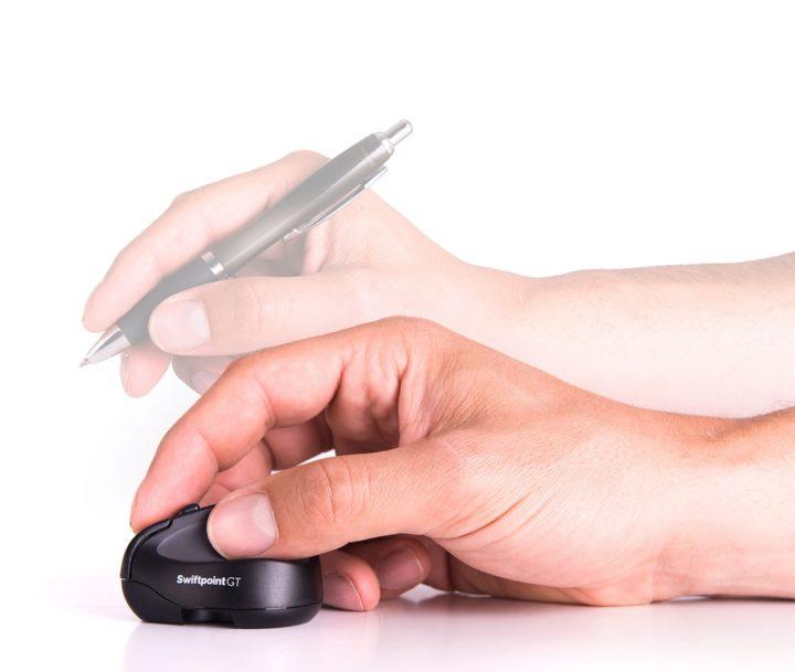 souris ergonomique Swiftpoint GT Mouse sans fil