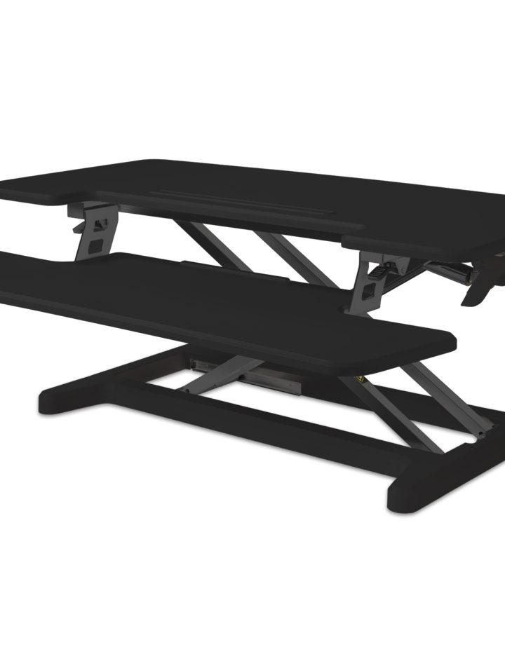 Plateforme assis-debout Bakker Elkhuizen Desk Riser 2